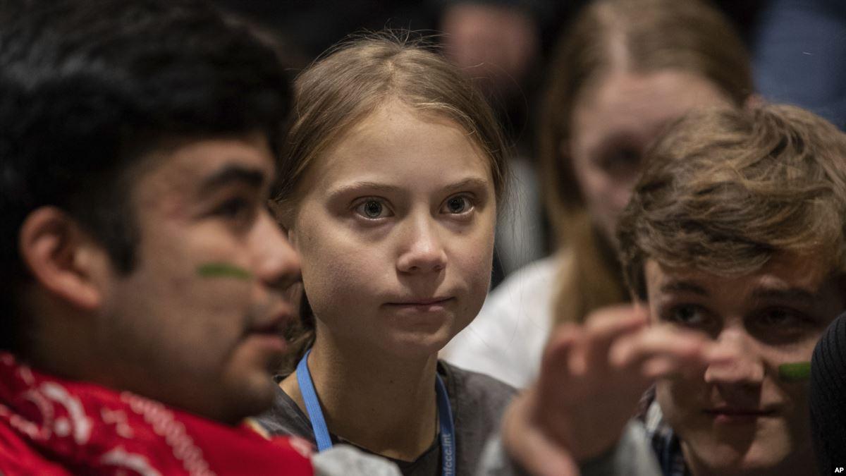 İklim Aktivisti Greta'dan Liderlere: 'Artık Saklanamazsınız'