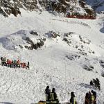 İtalya'da iki ayrı çığ düşmesi sonucu 4 kişi hayatını kaybetti