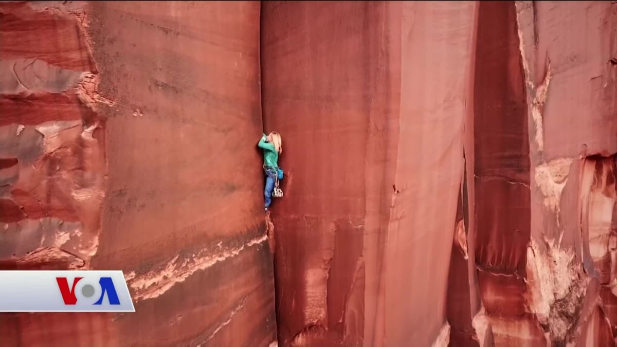 'Dar Tırmanış' Ustası VOA'ya Konuştu