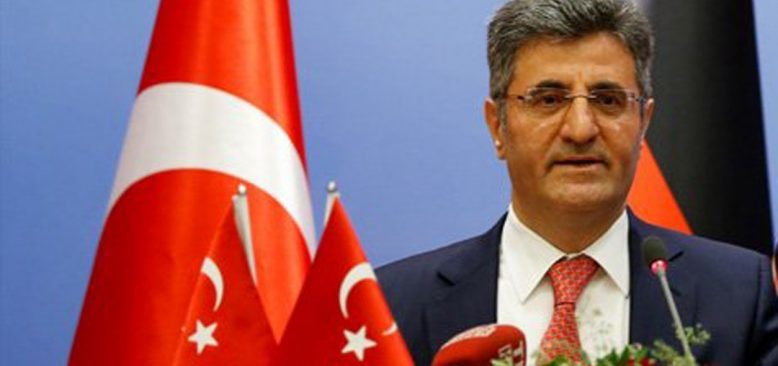 Büyükelçi Aydın'dan Alman medyasındaki maksatlı Türkiye haberlerine tepki