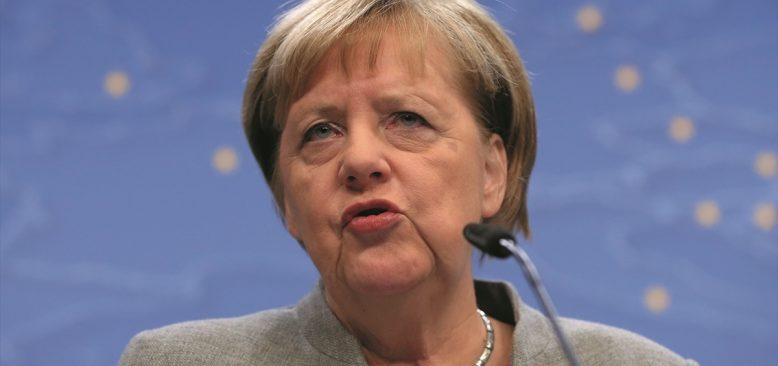 Başbakanı Merkel: