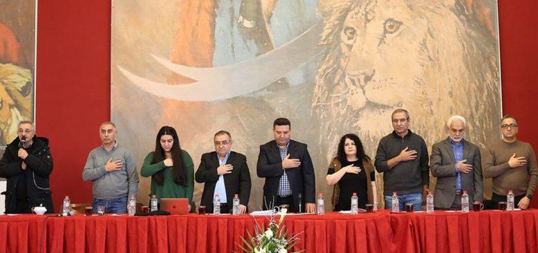 Berlin Alevi Toplumu (BAT) Cemevi Başkanı Dr. Yüksel Özdemir oldu
