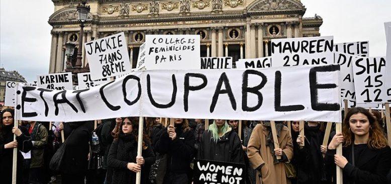 AB'de kadına şiddette Fransa ve İngiltere başı çekiyor