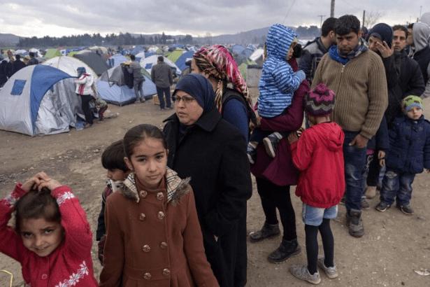 Almanya Yunanistan'daki sığınmacı çocukları kabul etmeye yanaşmıyor