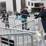 Barcelona'da El Clasico Öncesinde Yoğun Güvenlik Önlemleri