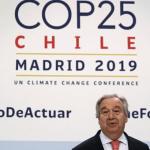 Birleşmiş Milletler İklim Konferansı Madrid'de başladı