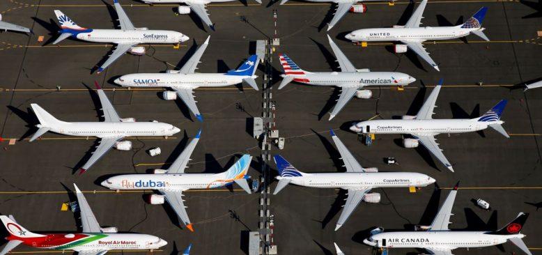 Boeing Sorunlu 737 MAX Uçaklarının Üretimine Ara Veriyor