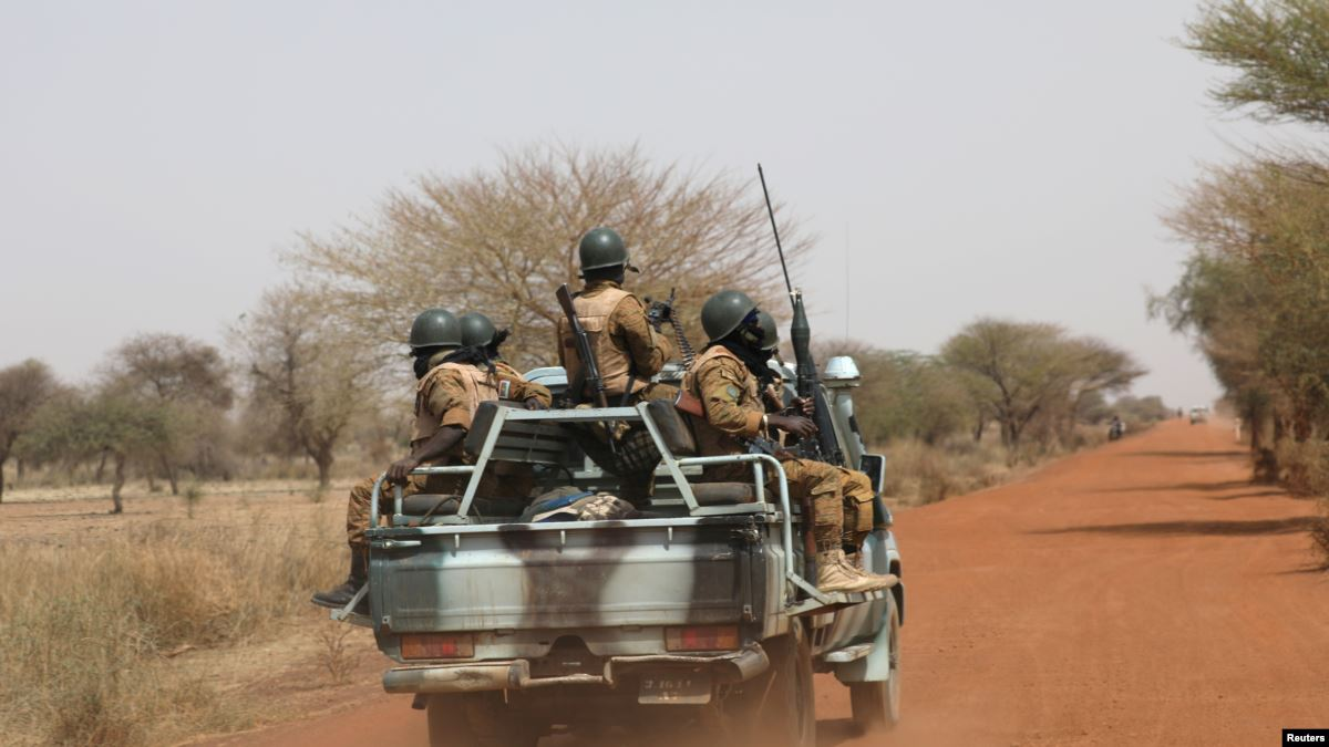 Burkina Faso'da Kiliseye Saldırı En Az 14 Ölü