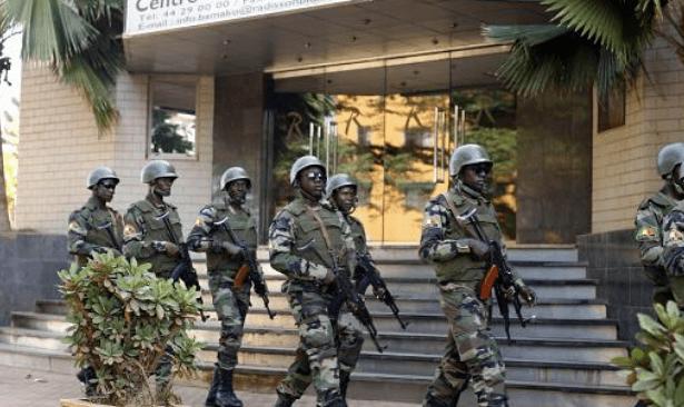 Burkina Faso'da cihatçı saldırı: 31'i kadın 35 sivil öldü