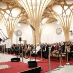 Erdoğan İngiltere'de cami açılışında