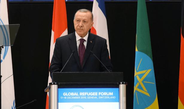Erdoğan: 'Güvenli bölge' dediğimizde dünya devleri sadece gülücük atıyor