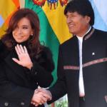 Evo Morales Arjantin'e geçti
