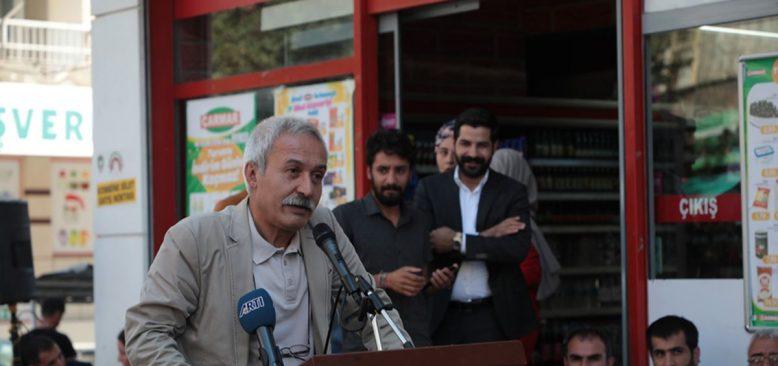 Görevden Alınan Diyarbakır Büyükşehir Belediye Başkanı Yargılanmaya Başlandı