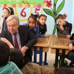 Guterres: 'En Büyük Umut Kaynağımız Genç Kuşak'