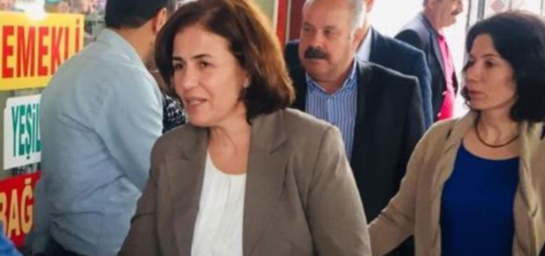 HDP'nin Sur Belediye Başkanı Gözaltına Alındı
