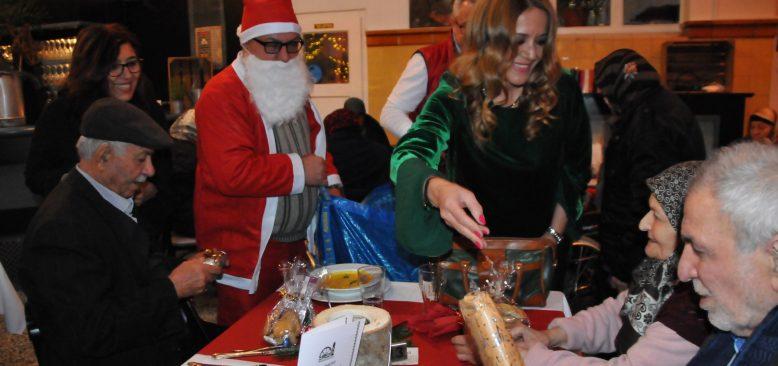 Berlin'de Can-Vital'den Noel etkinliği
