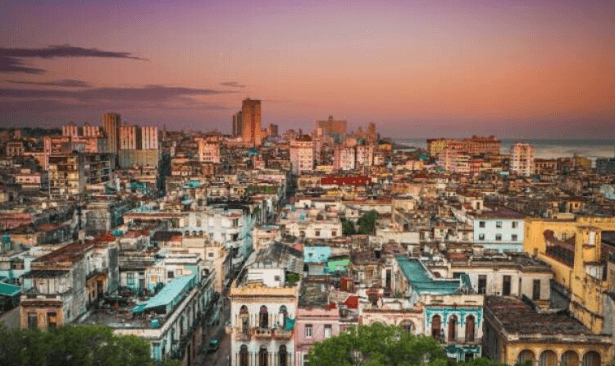 Küba 'sürdürülebilir kalkınma indeksi'nde birinci