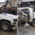 MSB: Cerablus'ta bombalı araç patlatıldı