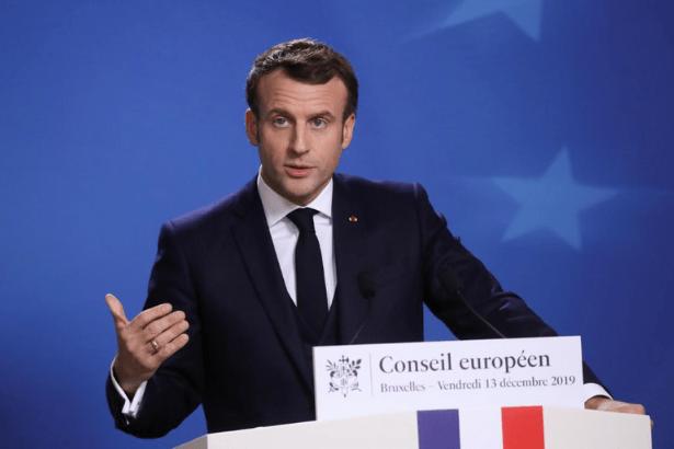 Macron: Emeklilik reformu, tarihi bir reform
