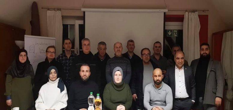 Moers ve Çevresi Veliler Birliği kuruldu