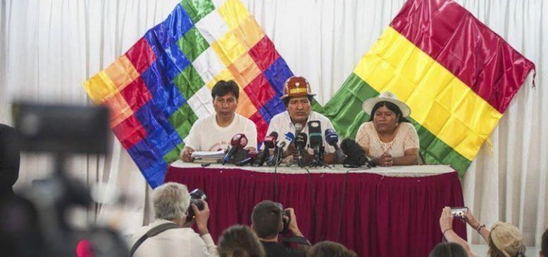 Morales başkan adayının 19 Ocak'ta açıklanacağını duyurdu: Öndeyiz...