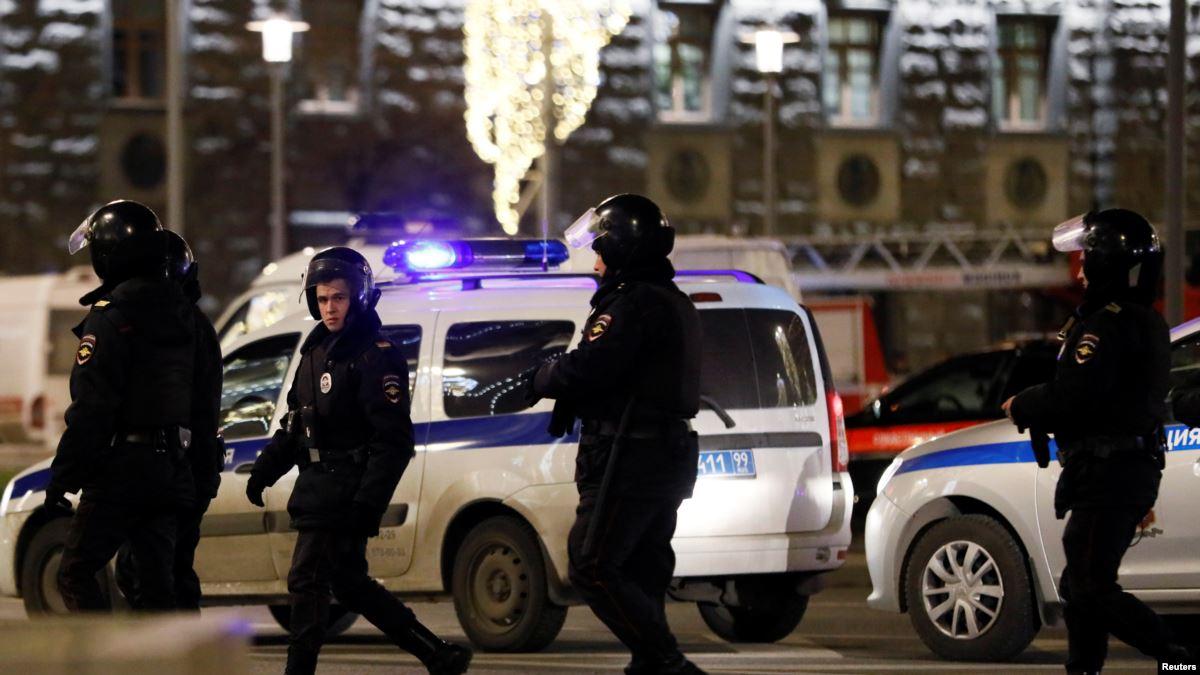 Moskova'da Rus İstihbarat Servisi Merkezi'nde Silahlı Saldırı