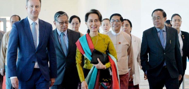 Nobel Ödüllü Myanmar Lideri'nin 'Soykırım' Davası Lahey'de Başlıyor