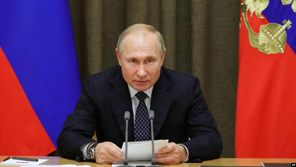 Putin'den Senato'da Yargılanacak Trump'a Destek