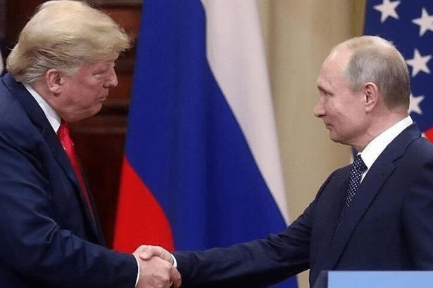 Putin'den Trump'a 'istihbarat' teşekkürü
