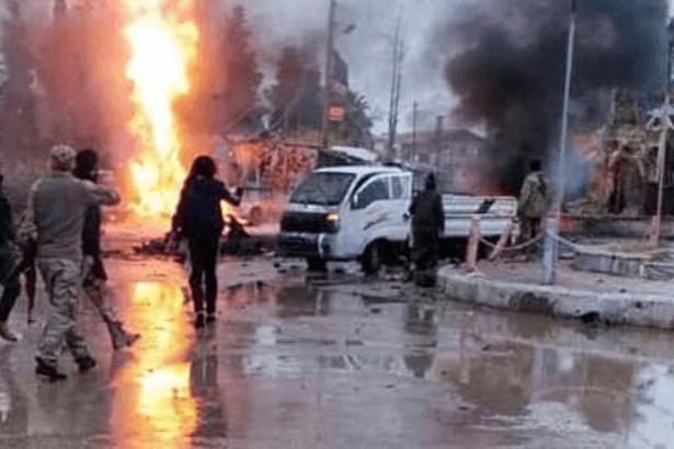 Resulayn'da bombalı araç saldırısı: 2 ölü