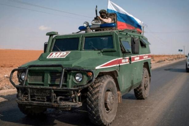 Rusya: Kobani yakınlarında üç Rus askeri polisi hafif yaralandı
