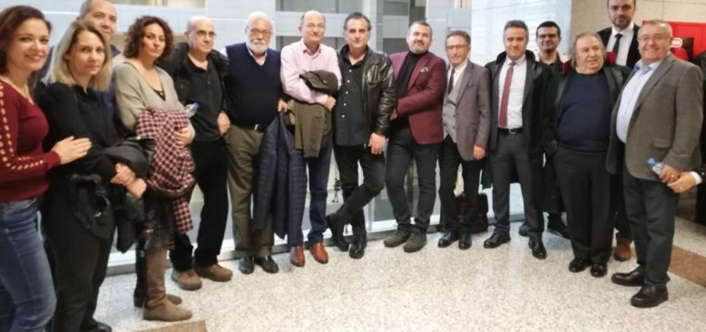 Sözcü Gazetesi Yazar ve Yöneticilerine Toplam 20 Yıl Hapis Cezası