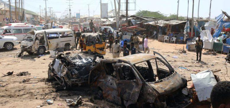 Somali Saldırısını El Şahab Örgütü Üstlendi,