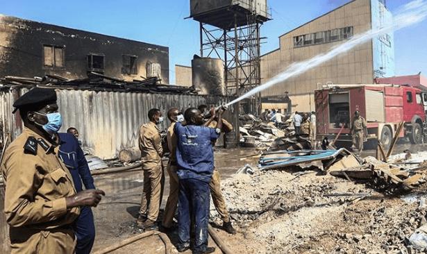 Sudan'da seramik fabrikasında patlama: 23 ölü