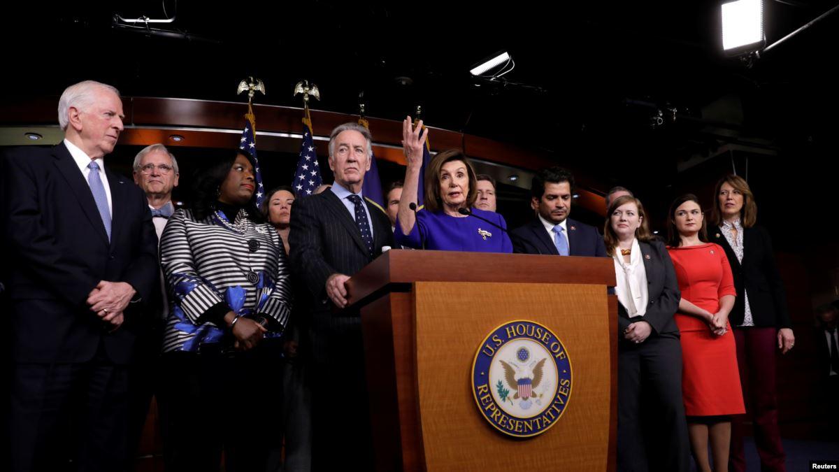 Temsilciler Meclisi'nden Trump'ın Ticaret Anlaşmasına Onay