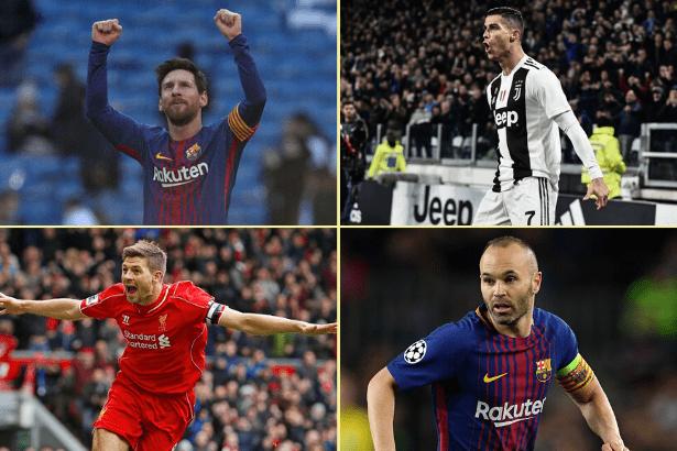 UEFA tüm zamanların en iyi 11'ini açıkladı