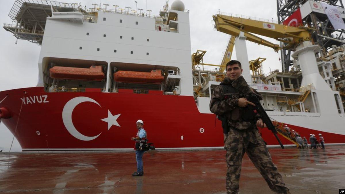 Yunanistan Türkiye-Libya Anlaşmasını BM'yeŞikayetEtti