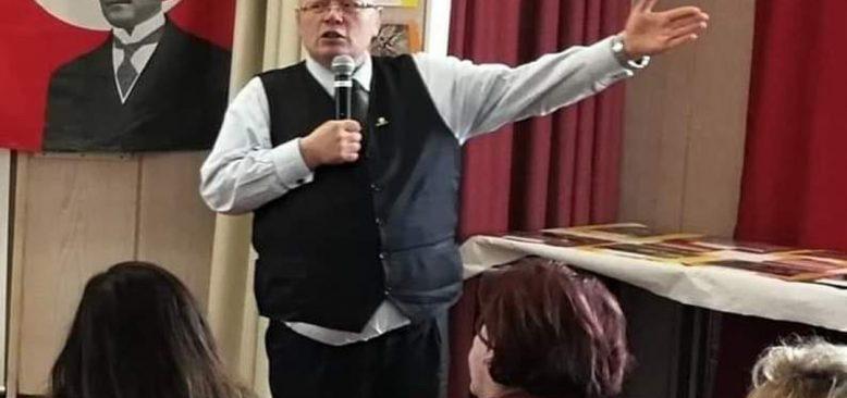 Ünlü  tarihçi Prof. Dr. Kemal Arı, ARD yayını gerçekleri yansıtmıyor