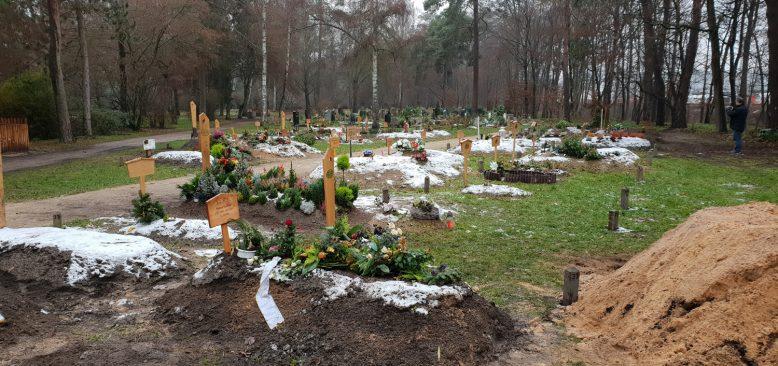 Nürnberg`de Müslüman mezarlığına saldırı