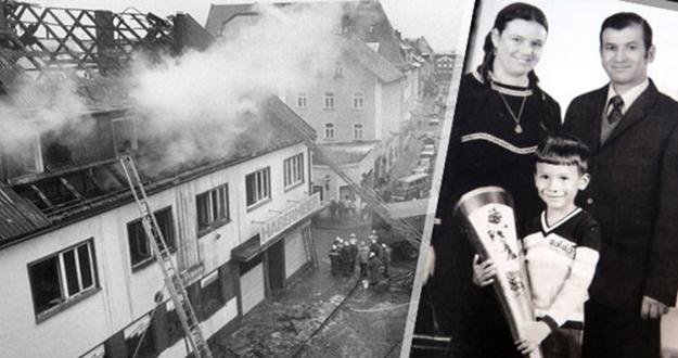 Almanya'da ilk kundaklama unutulmadı