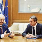 Çavuşoğlu'ndan Yunanistan'a 'Hafter' tepkisi