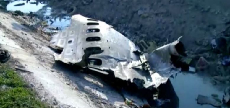 İran'da Ukrayna Havayollarına Ait Yolcu Uçağı Düştü 176 Kişi Öldü