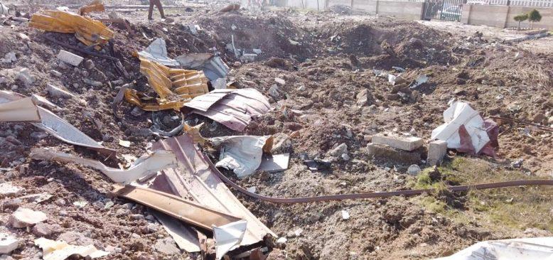 İran Ukrayna Yolcu Uçağının Yanlışlıkla Füzeyle Vurulduğunu Kabul Etti