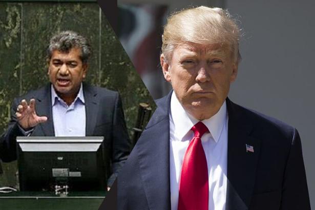 Hamza: Trump'ı öldürene 3 milyon dolar vereceğiz