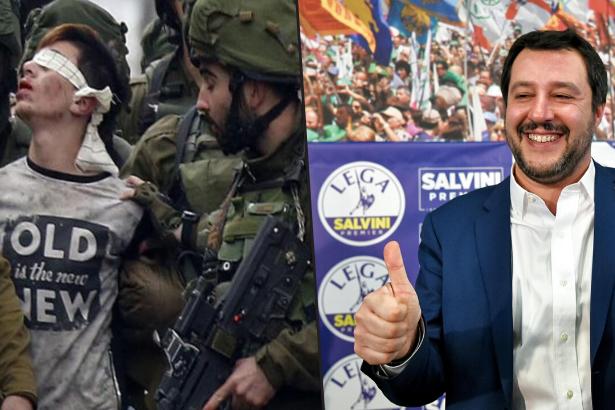 İtalyan sağcı Salvini'den İsrail'e vaat: Seçilirsem Kudüs'ü başkent olarak tanırım