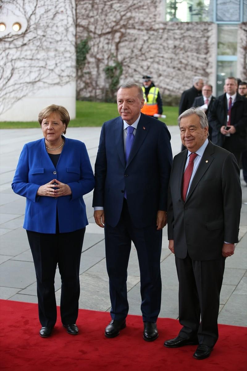 Libya Konferansı Başladı