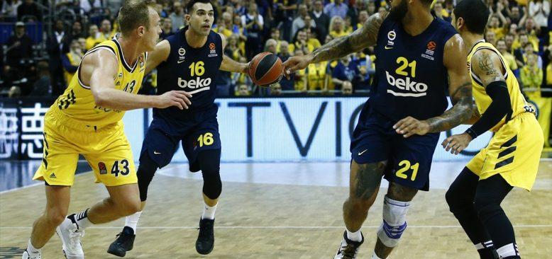 ALBA Berlin: 70 - Fenerbahçe Beko: 74