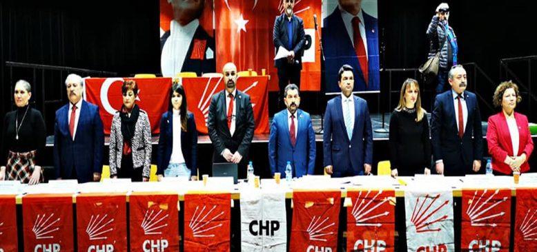 CHP NRW Eyalet Birliği yeni yönetimini seçti