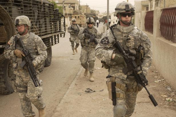 ABD Ortadoğu'ya 3500 asker daha gönderiyor