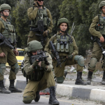 ABD planına karşı gösterilerde 41 Filistinli yaralandı
